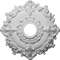 "18""OD x 3 1/2""ID x 1 1/2""P Riley Ceiling Medallion"