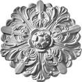 "13""OD x 1 1/8""P, Ceiling Medallion, Eaton"