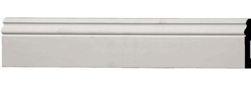 Baseboard 3-3-4-H-x-1-2-P-x-96-L-Aberdeen-Baseboard-Moulding