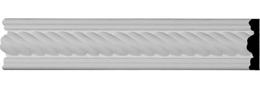 Moulding 2-H-x-1-2-P-x-96-L-Alexandria-Rope-Window---Door-Casing