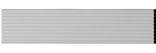 Moulding 4-H-x-3-8-P-x-94-1-2-L-Fluted-Panel-Moulding