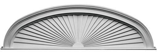 Pediments 74-5-8-W-x-22-7-8-H-x-2-11-16-P-Elliptical-Sunburst-Window-Pediment