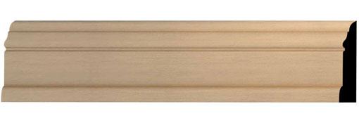 Urethane 4-1-4-H-x-1-1-8-P-x-144-L-Baseboard-Moulding--Woodgrain