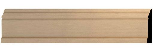 Baseboard 5-1-4-H-x-1-1-8-P-x-144-L-Baseboard-Moulding--Woodgrain