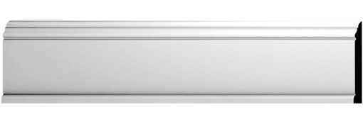 Baseboard 7-1-4-H-x-1-1-8-P-x-144-L-Baseboard-Moulding--Smooth
