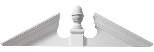 Pediments Acorn-Pediment