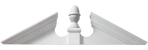 Pediments Acorn-Pediment