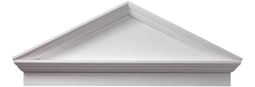 Pediments Combination-Peaked-Cap-Pediment