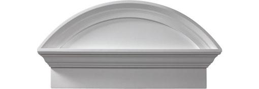 Pediments Combination-Segment-Arch-Pediment
