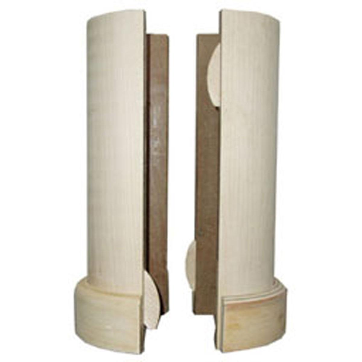 Round Porch Column Wraps
